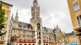 Munich Wallpaper Background