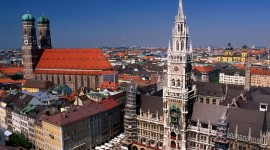 Munich Wallpaper HD