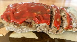 Old-Fashioned Meatloaf Photo
