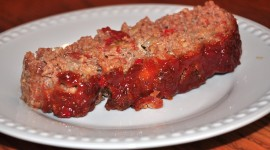 Old-Fashioned Meatloaf Photo Download