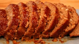 Old-Fashioned Meatloaf Photo Free