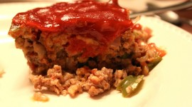 Old-Fashioned Meatloaf Photo Free#1