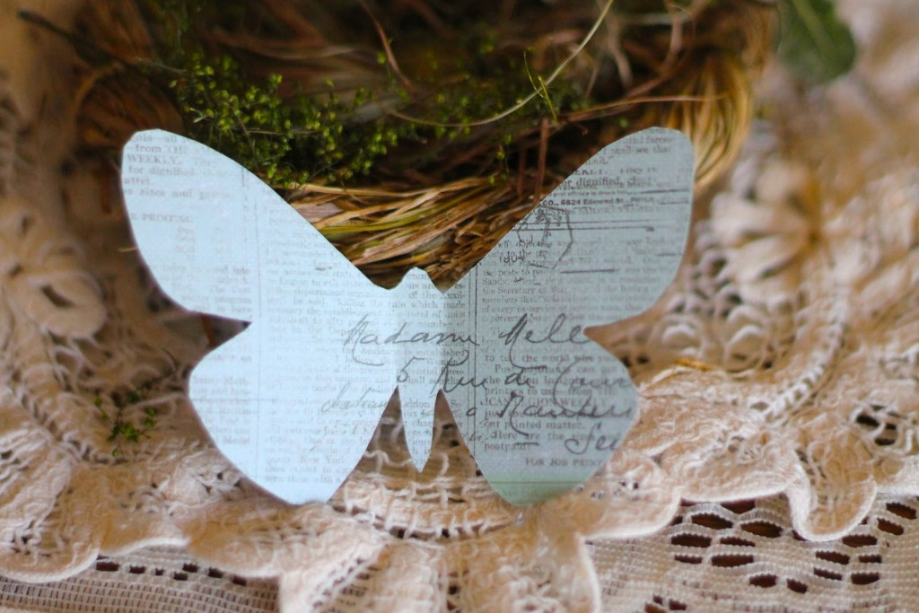 Paper Butterflies wallpapers HD