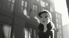 Paperman Desktop Wallpaper
