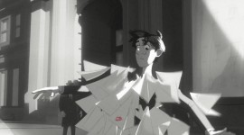 Paperman Desktop Wallpaper HD