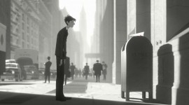 Paperman Wallpaper Gallery