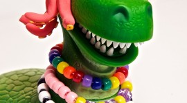 Partysaurus Rex Wallpaper For Mobile