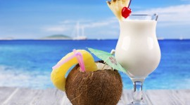 Pina Colada Best Wallpaper
