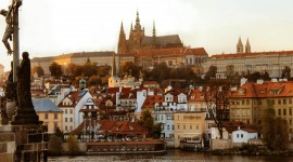 Prague Desktop Wallpaper HD