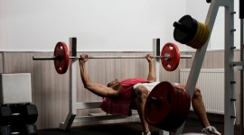 Press Exercises Wallpaper Free
