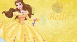 Princess Belle Photo