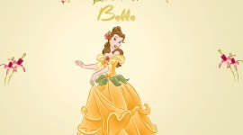 Princess Belle Photo Free