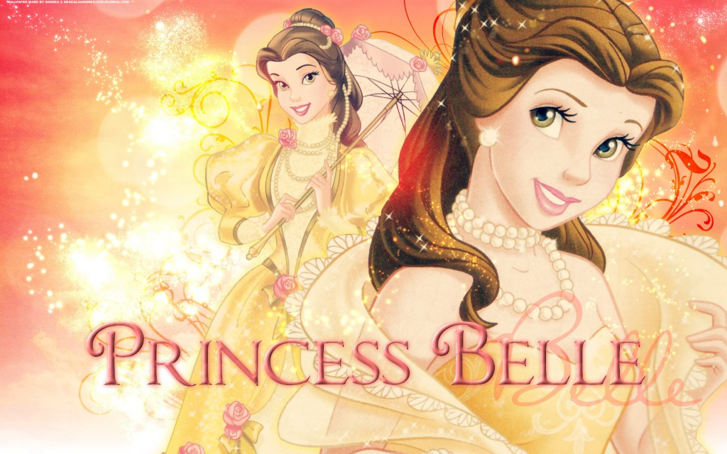 Princess Belle wallpapers HD