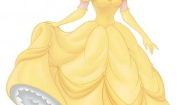 Princess Belle Wallpaper For Android