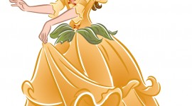 Princess Belle Wallpaper For IPhone
