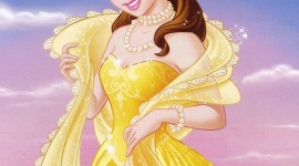 Princess Belle Wallpaper For Mobile#1