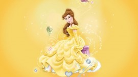 Princess Belle Wallpaper HQ