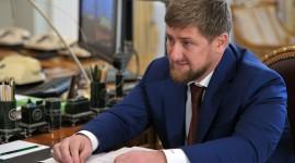 Ramzan Kadyrov Desktop Wallpaper