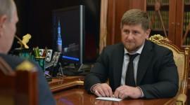 Ramzan Kadyrov Desktop Wallpaper Free