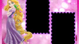 Rapunzel Frame Photo Download
