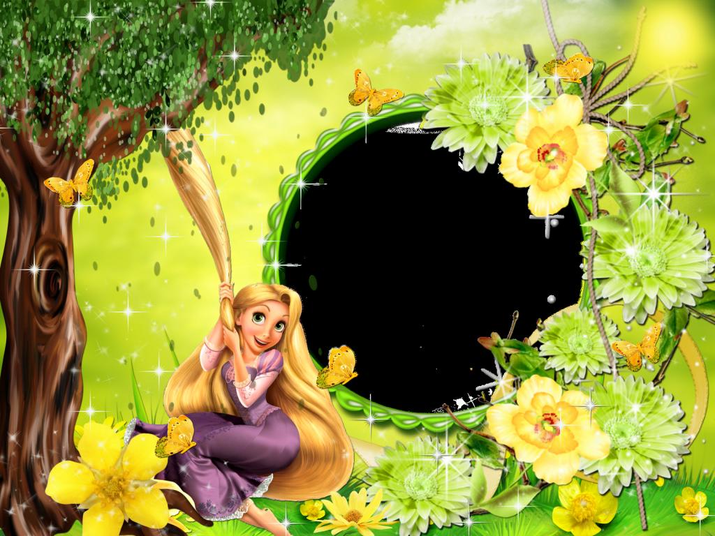 Rapunzel Frame wallpapers HD