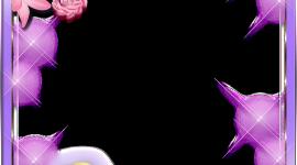 Rapunzel Frame Wallpaper For Android