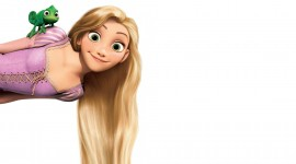 Rapunzel Frame Wallpaper Free