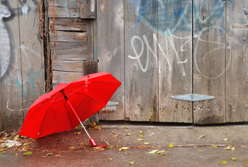 Red Umbrellas wallpapers HD