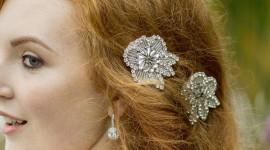 Rhinestone Hair Pins Photo#1