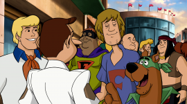 Scooby Doo Mask Of The Blue Falcon Photo#2