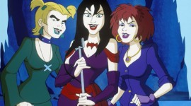 Scooby-Doo Music Of The Vampire Wallpaper#3