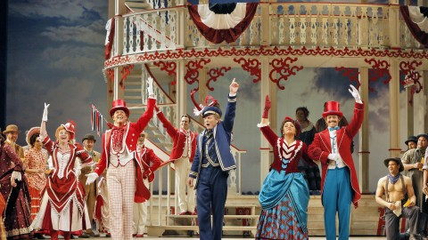 Show Boat Musical wallpapers high quality
