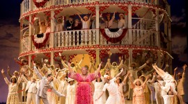 Show Boat Musical Wallpaper