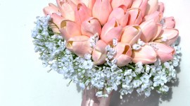 Small Bouquets Wallpaper For IPhone