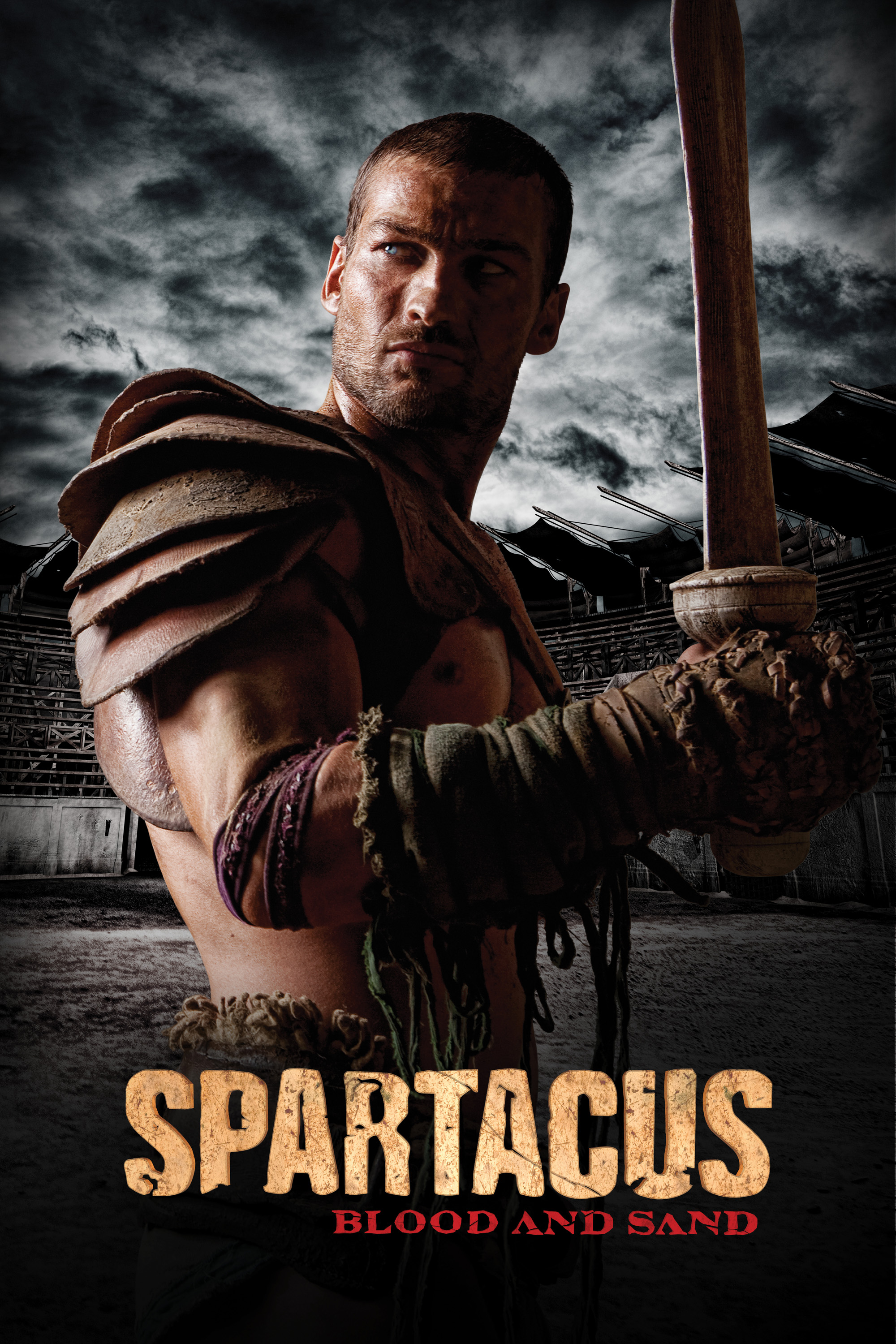 Amazon. Com: spartacus: blood and sand season 1 [dvd]: andy.