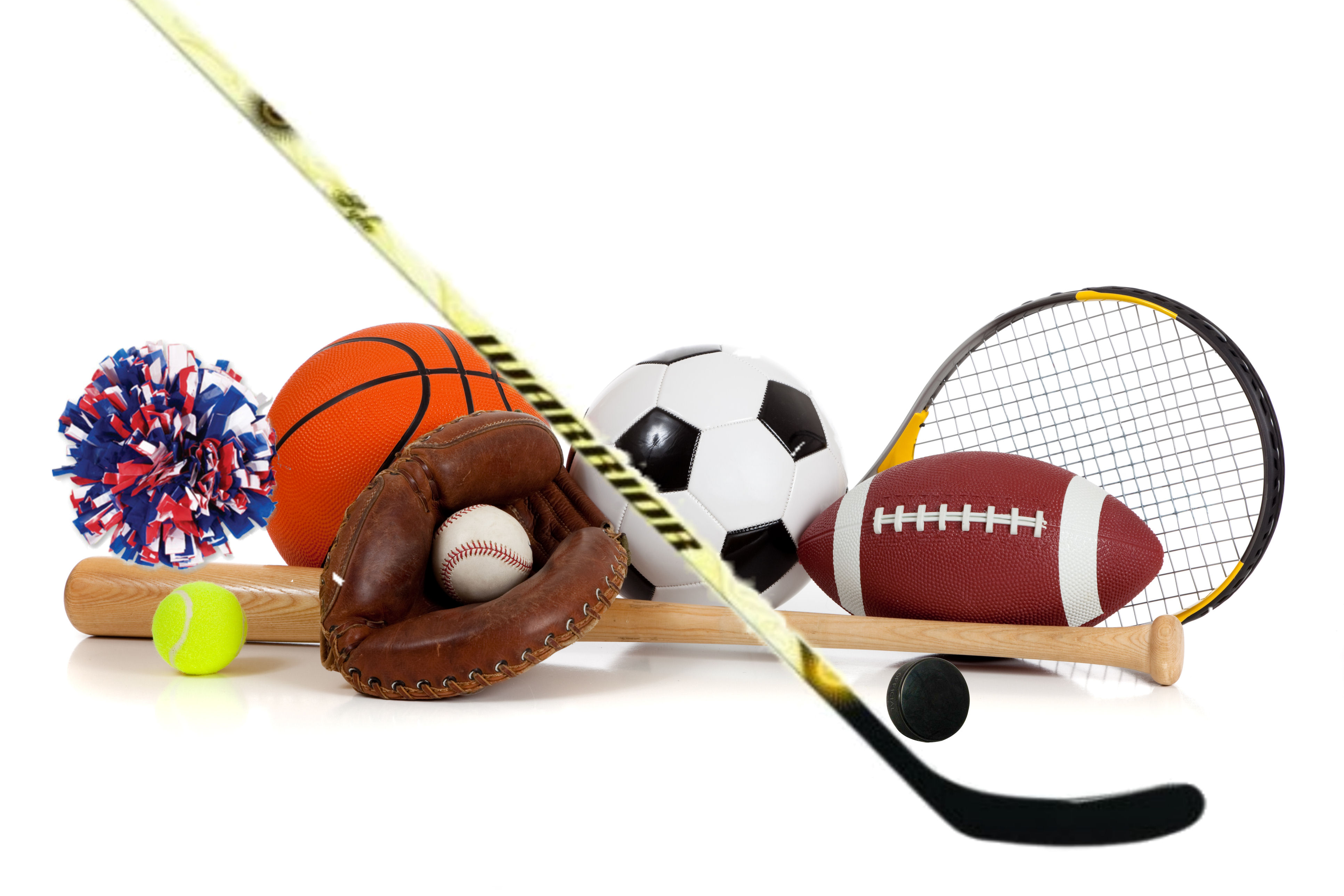 Sport Wallpaper Clipart: Sports Equipment Wallpapers High Quality