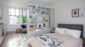 Studio Apartment Wallpaper