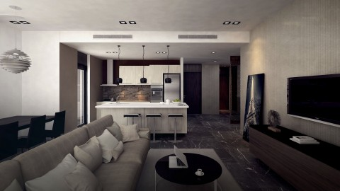 Studio Apartment wallpapers high quality