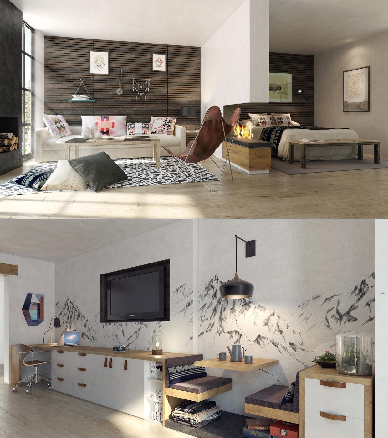 Apartment Wallpaper: Studio Apartment Wallpapers High Quality