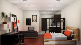 Studio Apartment Wallpaper Gallery