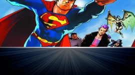 Superman Vs. The Elite Wallpaper For IPhone