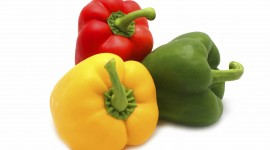 Sweet Pepper Desktop Wallpaper HD
