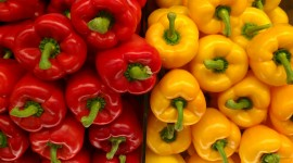 Sweet Pepper Wallpaper HD