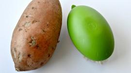 Sweet Potato Wallpaper For IPhone Free