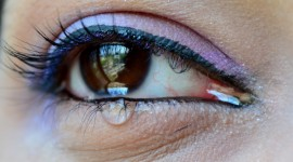 Tears Wallpaper HD