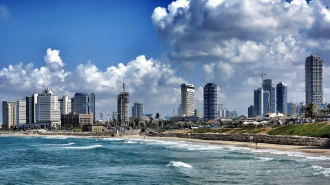 Tel Aviv wallpapers high quality