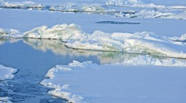 The Arctic Ocean Wallpaper HD