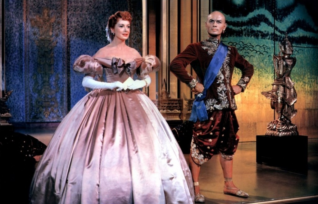 The King And I 1956 wallpapers HD