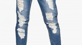 Torn Jeans Wallpaper For IPhone