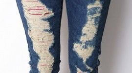 Torn Jeans Wallpaper For Mobile#3
